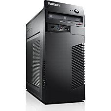 Lenovo ThinkCentre M73 10B00008LS Desktop Computer