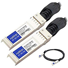 AddOn Cisco SFP H10GB CU3M to