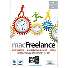 MacFreelance 30 For Mac Traditional Disc