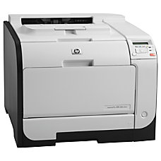 HP LaserJet Pro 400 Wireless Color