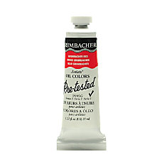 Grumbacher P095 Pre Tested Artists Oil