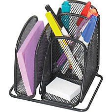 Safco Mini Desk Organizer 6 Height