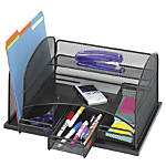 Safco 3 Drawer Desktop Organizer 16