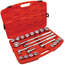 Crescent 21 Piece Mechanics Tool Set