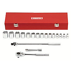 PROTO 18 Piece Mechanics Tool Set
