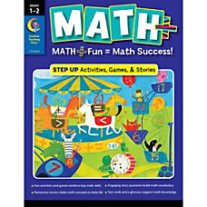 Creative Teaching Press MATH Series Step