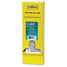 Lil Drug Store Refill Severe Cold
