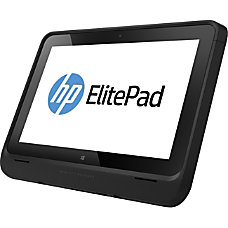 HP ElitePad Mobile POS Solution