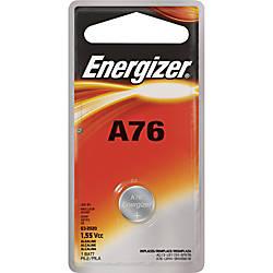 Energizer A76 WatchElectronic Battery A76 Alkaline