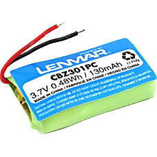Lenmar CBZ301PC Lithium Polymer Cordless Phone