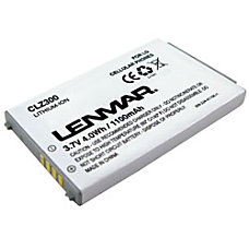 Lenmar CLZ300 Lithium Ion Cellular Phone
