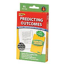 Edupress Reading Comprehension Practice Cards Predicting