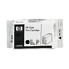 HP C6602A Black Ink Cartridge