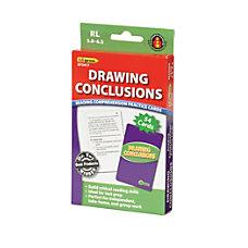 Edupress Reading Comprehension Practice Cards Drawing