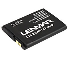Lenmar CLZ325M Lithium Ion Cellular Phone