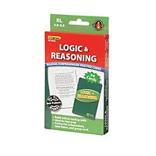 Edupress Reading Comprehension Practice Cards Logic