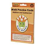 Edupress Brain Blasters Math Practice Cards