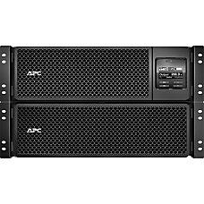 APC Smart UPS SRT 10000VA RM
