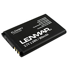 Lenmar CLZ349KY Lithium Ion Cellular Phone