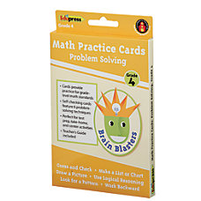 Edupress Brain Blasters Math Problem Solving