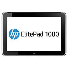 HP ElitePad 1000 G2 Tablet 101