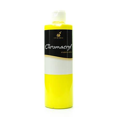 Chroma chromacryl students acrylic paint 1 pint cool for Chroma acrylic mural paint review