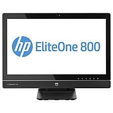 HP EliteOne 800 G1 All in