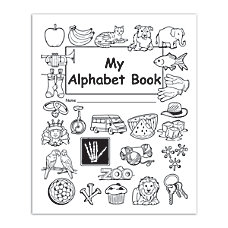 Edupress My Own Books My Alphabet