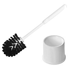 Wilen 14 Contoured Bowl Brush White