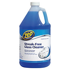 Zep Streak Free Glass Cleaner Refill