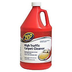 Zep High Traffic Carpet Cleaner 1