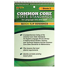 Edupress Quick Flip Reference For Common