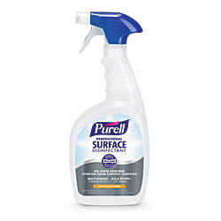 Purell Professional Surface Disinfectant Spray Bottle