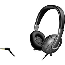 Cyber Acoustics Stereo Headphones for the