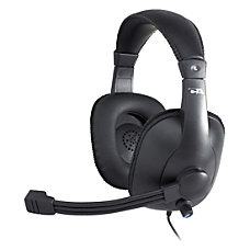 Cyber Acoustics Pro Grade Stereo Headset
