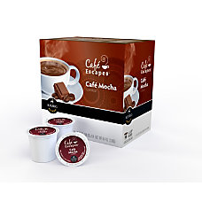 Caf Escapes Caf Mocha K Cup