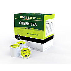 Bigelow Pods Green Tea K Cup