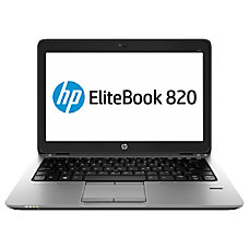 HP EliteBook 820 G1 125 LED