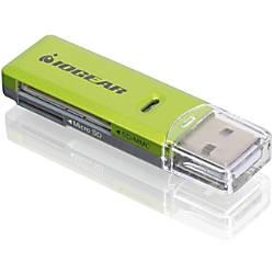 IOGEAR USB 20 SDMicroSDMMC Card ReaderWriter