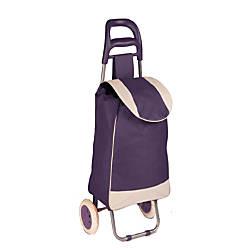 Honey Can Do Rolling Knapsack Bag