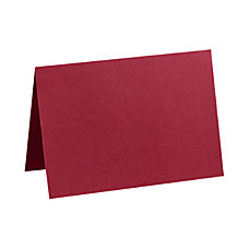 LUX Folded Cards A7 5 18