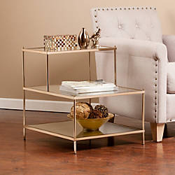 Southern Enterprises Knox Accent Table Rectangular