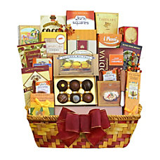 Givens Gifting Grand Gatherings Gift Basket