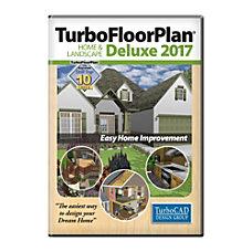 TurboFloorPlan Home Landscape Deluxe 2017 Download