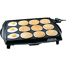 Presto BigGriddle Electric Griddle