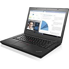 Lenovo ThinkPad T460 20FN002SUS 14 169