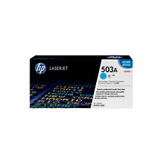 HP 503A Cyan Original Toner Cartridge
