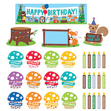 Creative Teaching Press Woodland Friends Happy