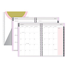 Divoga WeeklyMonthly Planner 8 x 11