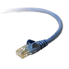 Belkin FastCAT 5e Patch Cable Snagless